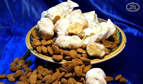 Paste di Mandorla - Pasticceria L'Alhambra