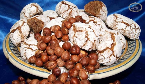 Pasta di Nocciole dell'Etna - Pasticceria L'Alhambra